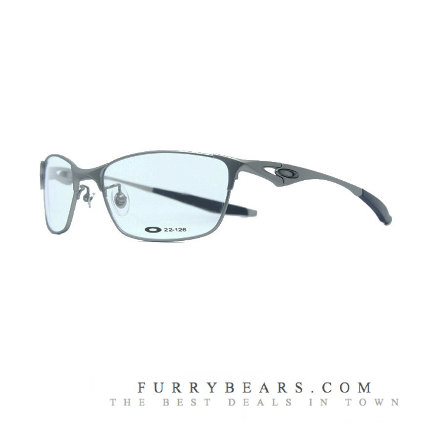 OAKLEY BRACKET 4.1 POLISHED CHROME1