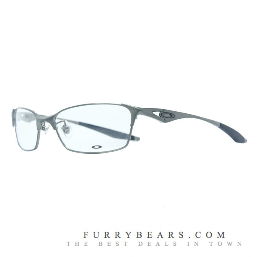 OAKLEY BRACKET 8.1 BRUSHED CHROME2